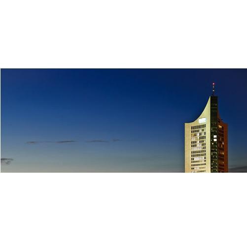 MDR Tower Leipzig